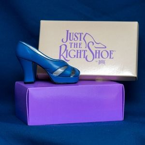 NIB Just the Right Shoe New Heights Shoe
